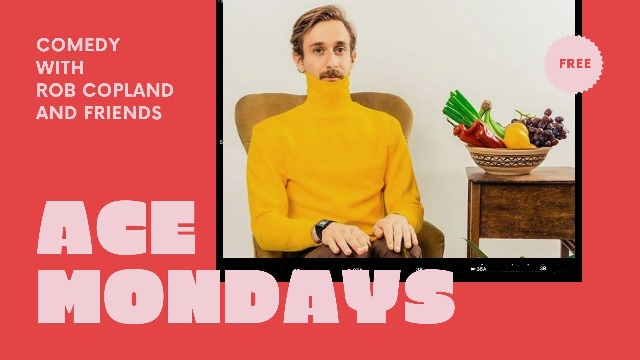 Ace Mondays with Rob Copland