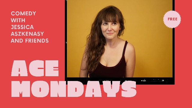 Ace Mondays with Jessica Aszkenasy