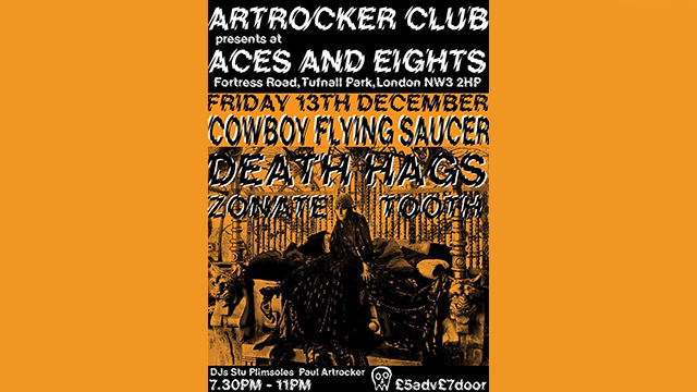 Artrocker Club Night