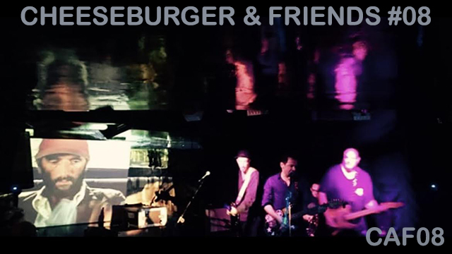 Cheeseburger & Friends