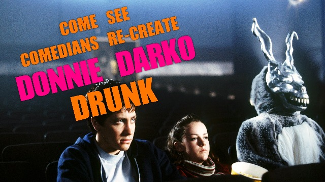 Comedians Cinema Club: Donnie Darko
