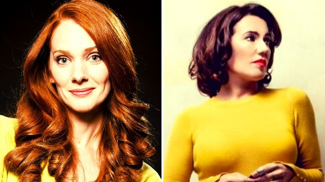 Wendy Wason & Diane Spencer