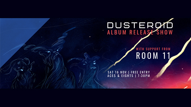 Dusteroid album Launch Show