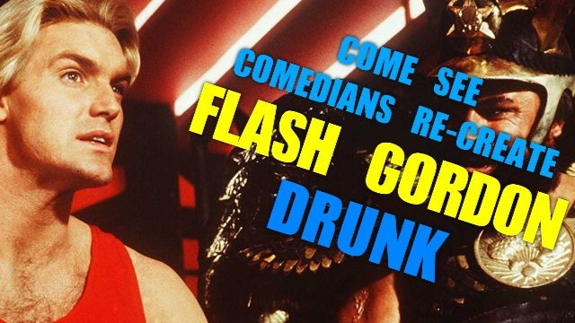 Comedians Cinima Club: Flash Gordan