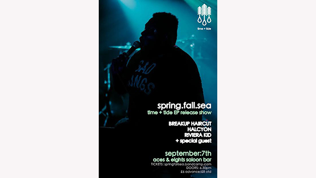 Spring.Fall.Sea Album Release Show