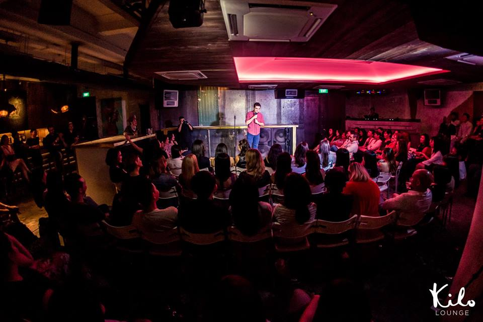 Live Standup -Dragos- Hungry Hungry Dragon London