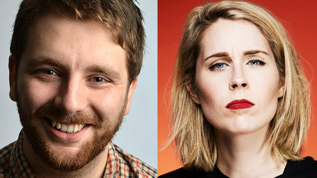 Pierre Novellie and Stevie Martin: Edinburgh Previews